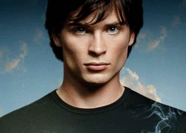Poster zu Smallville mit Tom Welling