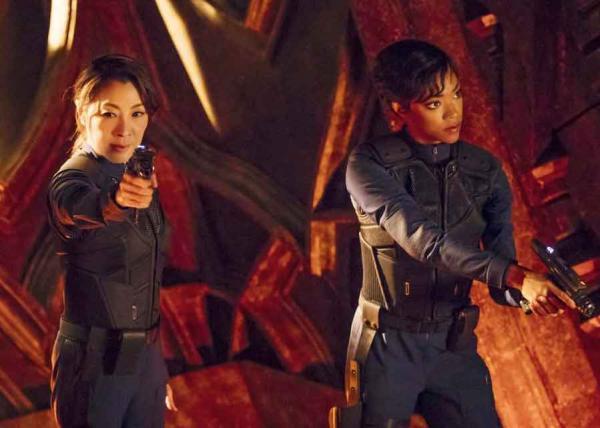 Kritik zu Star Trek: Discovery 1.01 & 1.02 - Das Vulkanische Hallo & Kampf beim Doppelstern