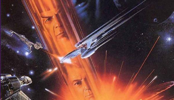 Star Trek VI: Das unentdeckte Land Poster