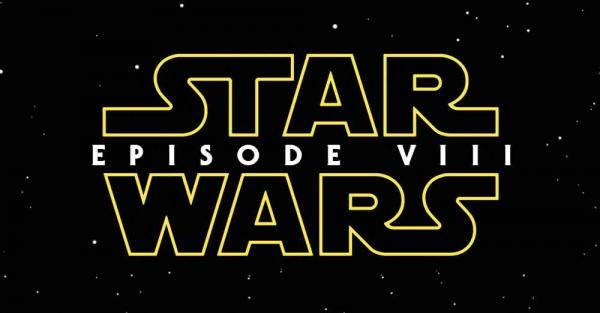 Star Wars: Episode VIII Logo