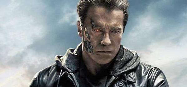 Arnold Schwarzenegger als T-800 in Terminator Genisys