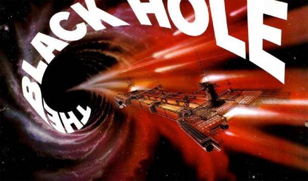 Das Schwarze Loch Filmposter