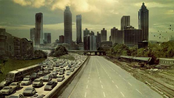 The Walking Dead - Atlanta nach der Zombie-Apocalypse
