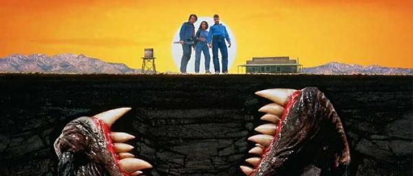 Tremors - Im Land der Raketenwürmer Poster