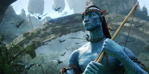 Avatar Jake Sully und Nerity