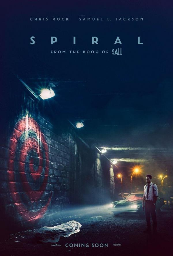 Saw - Spiral Poster