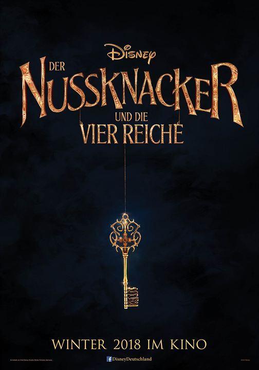 Der Nussknacker und die vier Reiche Poster