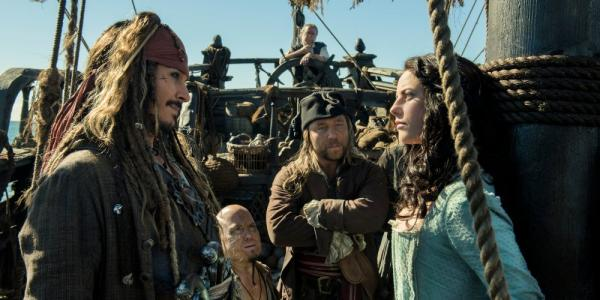 Fluch der Karibik Pirates of the Caribbean Salazars Rache