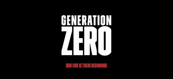 Generation Zero Teaser Logo