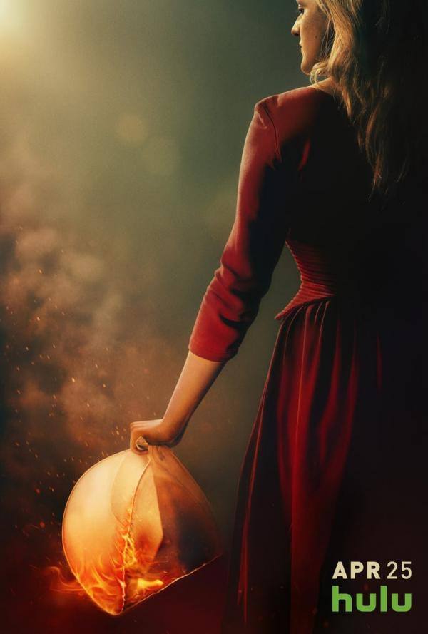 Poster zur 2. Staffel der Hulu-Serie The Handmaid's Tale