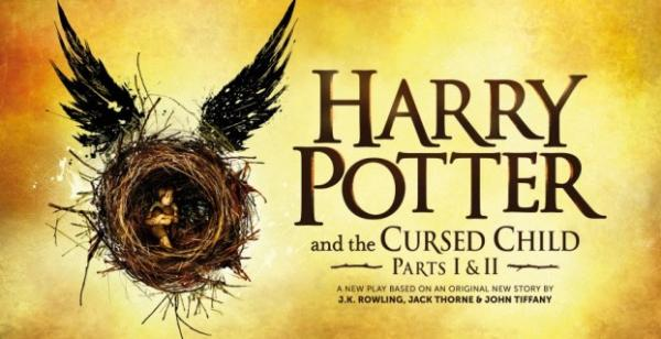 Artwork zu Harry Potter and the cursed child