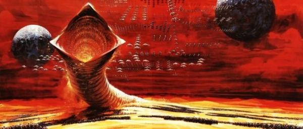 Dune Wüstenplanet