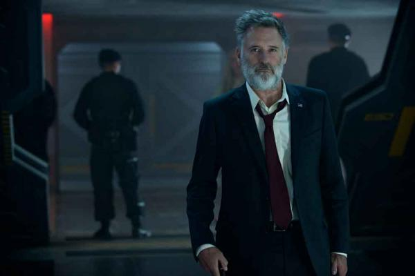 Bill Pullman in Independence Day 2
