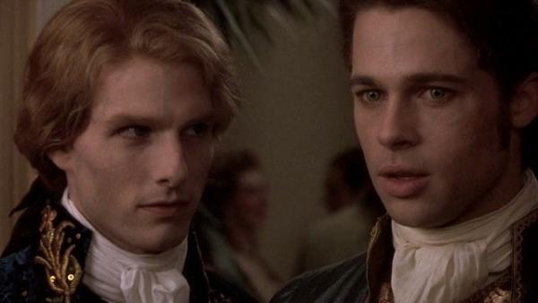Lestat und Louis im Film Interview mit einem Vampir