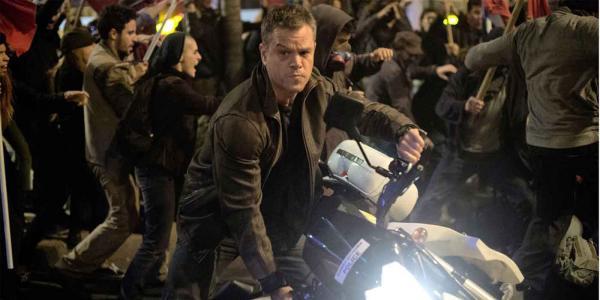 Jason Bourne Szenenbild
