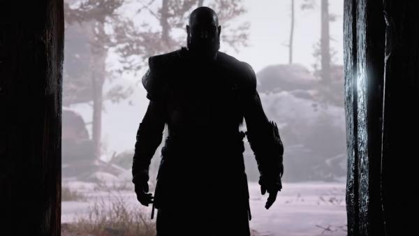 God of War Trailer Still