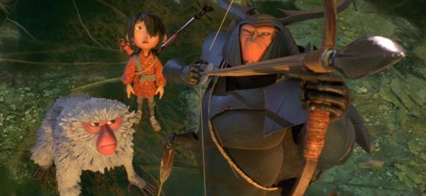 Kubo and the Two Strings Film still