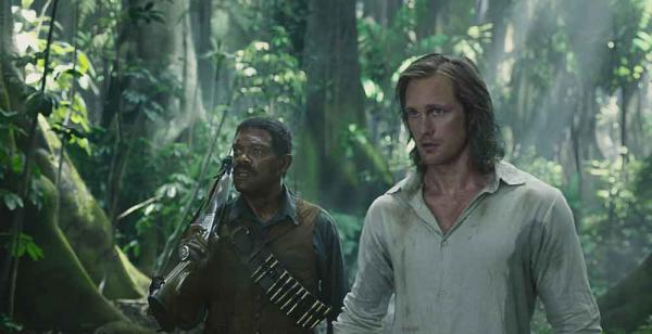 Legen of Tarzan Szenenbild