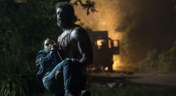 Logan und Laura Wolverine