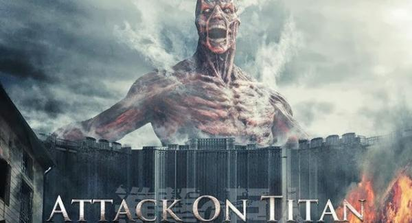 Attack on Titan Filmposter