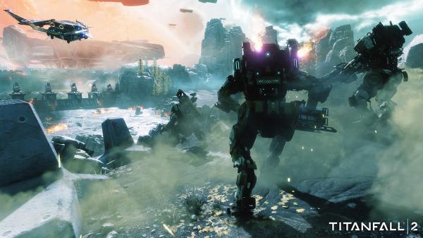 Titanfall 2 Horizon
