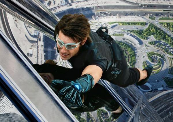 Mission Impossible Ghost Protocol Poster