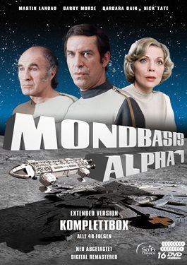 Mondbasis Alpha 1 - Komplettbox