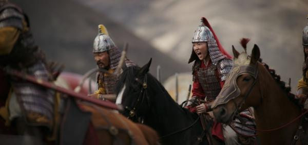 Mulan movie Still