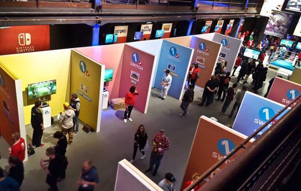 Nintendo Switch Event am 24.01.2017 in Berlin