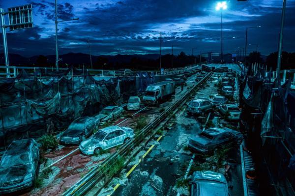 06_Die Stadt im desolaten Zustand