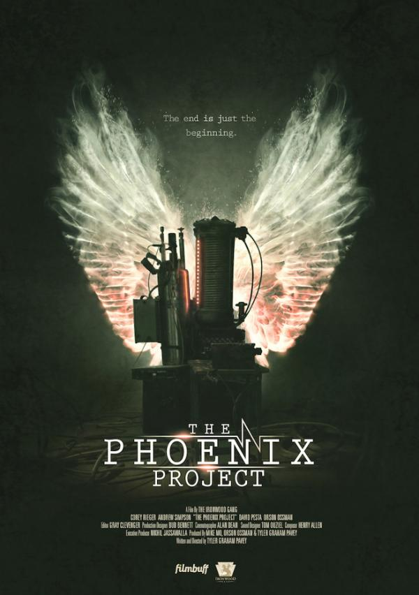 Poster Phoenix Project