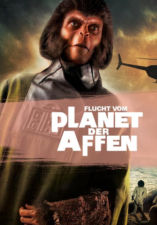 Flucht vom Planet der Affen (1971) Filmposter