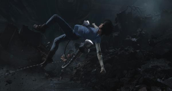 Alita: Battle Angel Movie Still