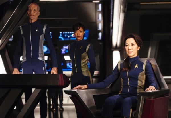 Star Trek: Discovery Castfoto