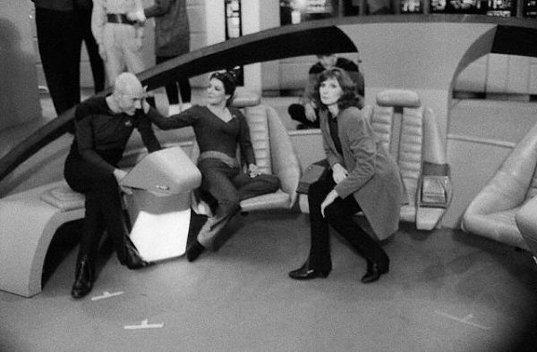 Star Trek: The Next Generation - Hinter den Kulissen