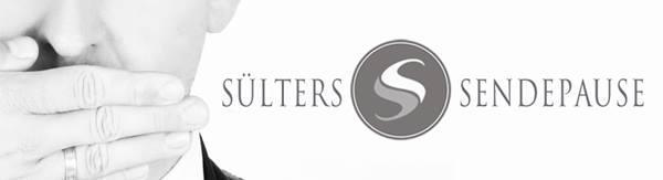 Logo Sülters Sendepause