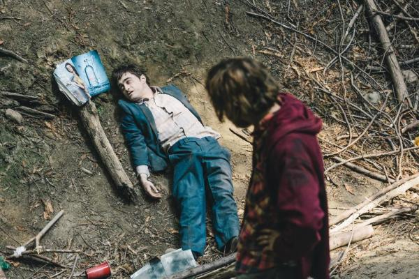 Swiss Army Man Scene Still