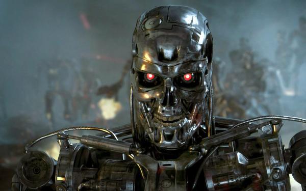Terminator Exoskeleton