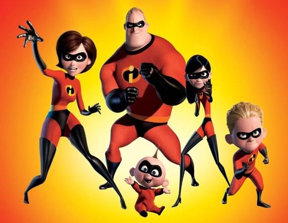 The Incredibles in Action