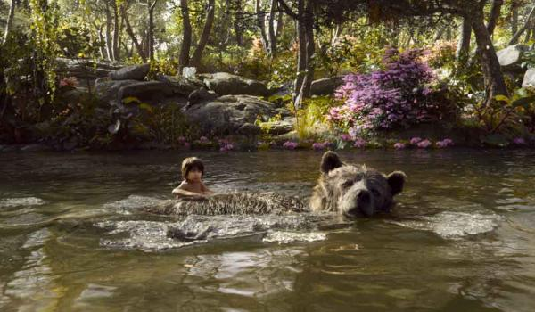 Szenenbild aus Disney's Jungle Book
