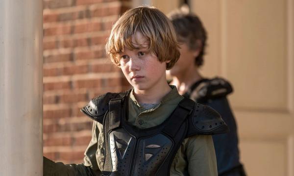 Henry in The Walking Dead