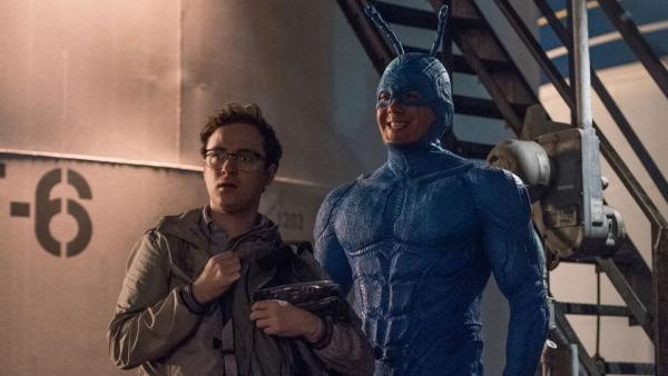 The Tick & Arthur