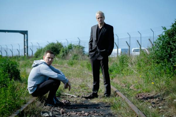 Ewan McGregor und Jonny Lee Miller in T2 Trainspotting