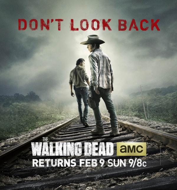 The Walking Dead Poster Season 4, Teil 2