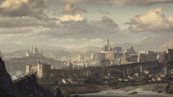 Unseen Westeros Art of Tyrosh by Claudio Pilia