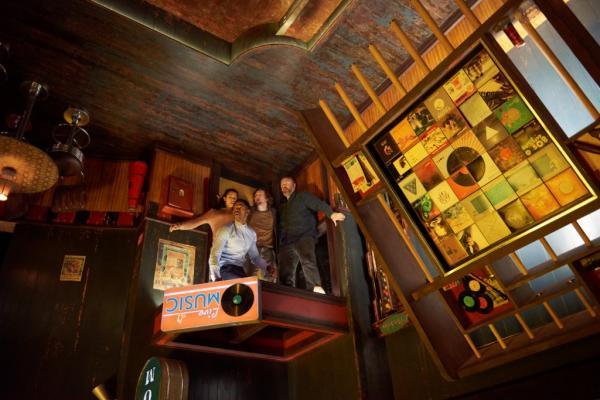 Escape Room Movie Still
