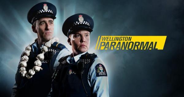 Wellington Paranormal