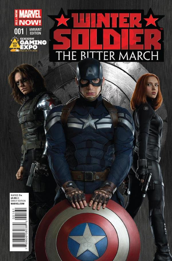 Cover Winter Soldier