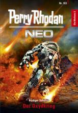 Perry Rhodan Neo 103, Rüdiger Schäfer, Der Oxydkrieg, Rezension