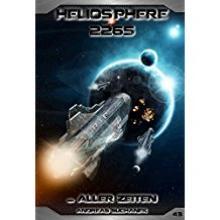 Heliosphere Band 43, aller Zeiten, Titelbild, Rezension